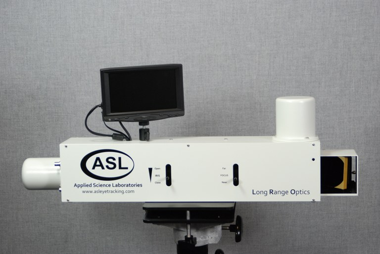 ASL Long Range Optic Eye Tracker